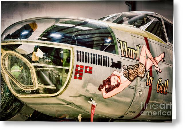 Ww Ii Greeting Cards - Douglas A-26C Invader Greeting Card by Inge Johnsson