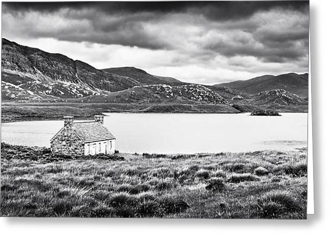 Argyll And Bute Greeting Cards - Dramatic Scotland Greeting Card by JR Photography