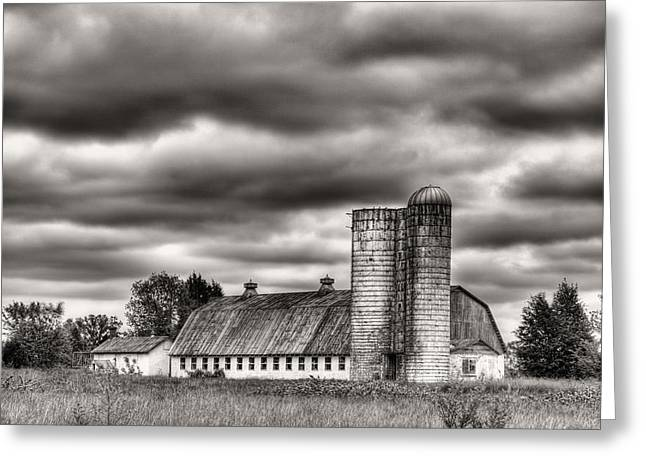 Fauquier County Greeting Cards - Dramatic Skies  Greeting Card by JC Findley