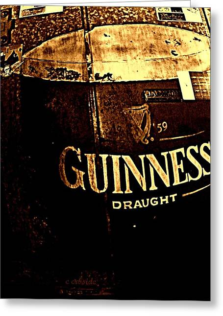Draught  Greeting Card by Chris Berry