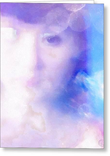 Daydream Greeting Cards - Dream bubbles 2 Greeting Card by Gun Legler