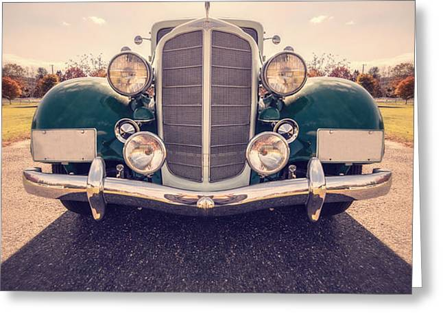 Dream Car Greeting Card by Edward Fielding