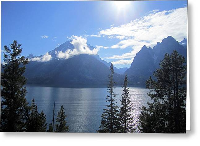 Teton Greeting Cards - Dream Lake Greeting Card by Mike Podhorzer