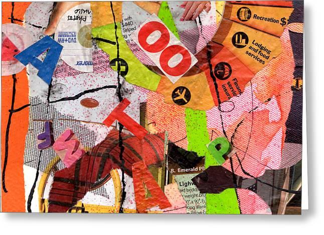 Richard Allen Greeting Cards - Dream Memory 2 Greeting Card by Richard Allen