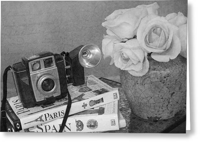 Kodak Greeting Cards - Dreaming Greeting Card by Rebecca Cozart