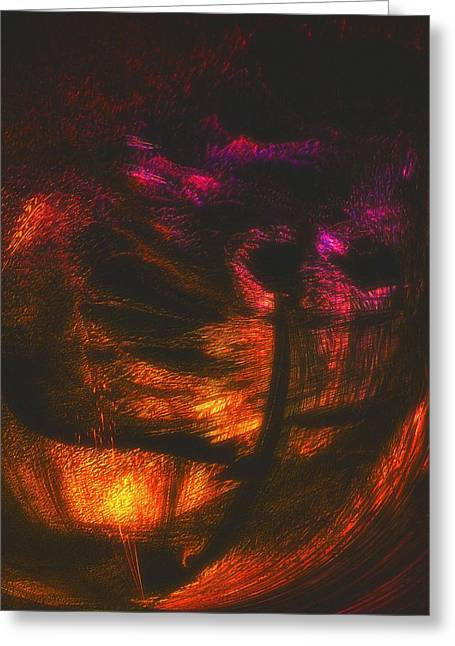 Subconscious Greeting Cards - Dreamscape 02 Greeting Card by Mimulux patricia no
