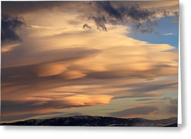Canon 7d Greeting Cards - Dreamy Sunset Greeting Card by Donna Kennedy