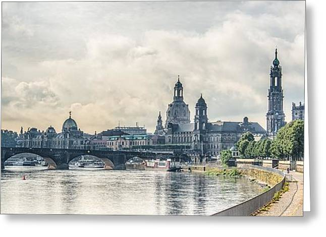 Barok Greeting Cards - Dresden Greeting Card by Thomas Christoph