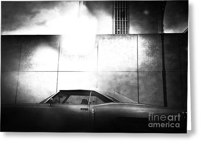 Drive Greeting Card by Angelo Merluccio