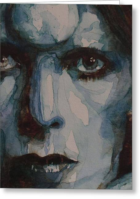 Google Greeting Cards - Drive In Saturday Greeting Card by Paul Lovering
