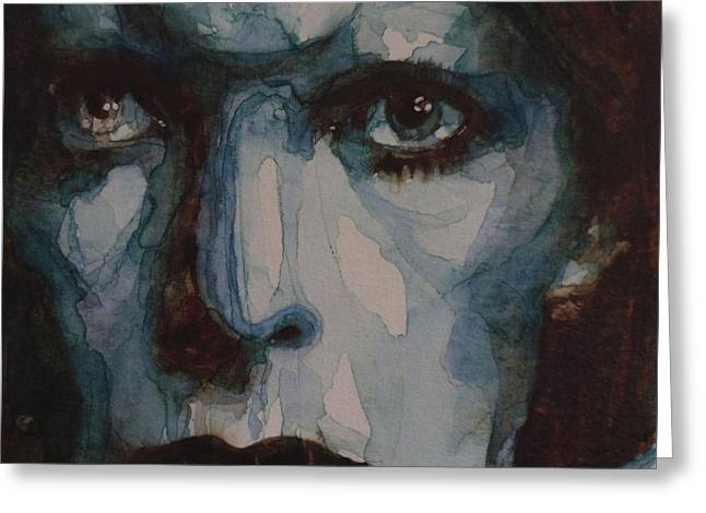 Drive In Saturday Greeting Card by Paul Lovering