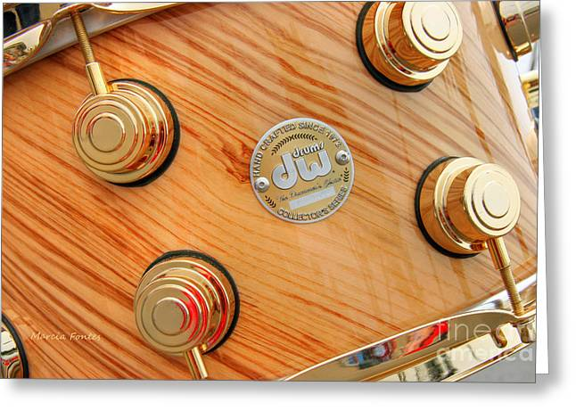 4th July Greeting Cards - Drum Workshop @Cayucos 4th of July Parade Greeting Card by Tap  On Photo