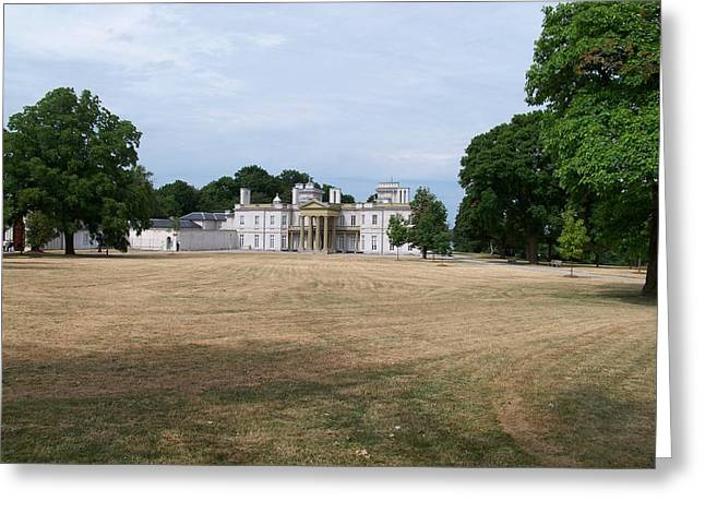 Dundurn Castle Greeting Cards - Dundurn Castle Greeting Card by Lisa Young