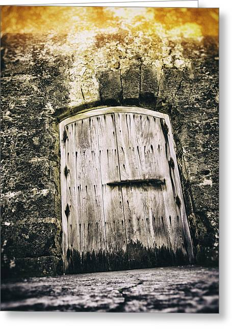 Dungeons Photographs Greeting Cards - Dungeon Nightmares Greeting Card by Carter Jones