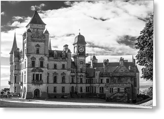 Countess Greeting Cards - Dunrobin Castle  Greeting Card by Ralf Kaiser
