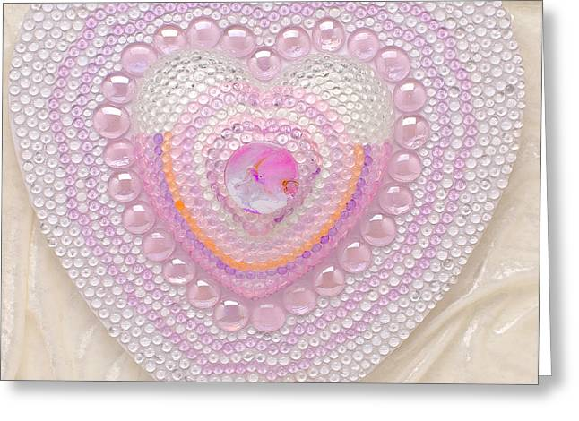 Rose Reliefs Greeting Cards - Dwarf on unicorn-dragon Greeting Card by Heidi Sieber