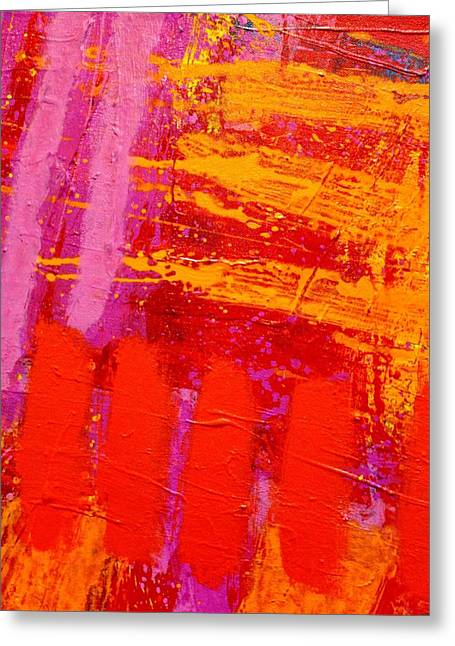 Abstract Movement Greeting Cards - Dynamic Colour Greeting Card by John  Nolan