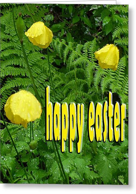 Easter Flowers Greeting Cards - Easter 11 Greeting Card by Patrick J Murphy