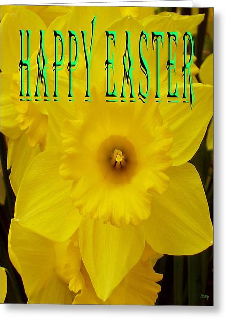 Easter Flowers Greeting Cards - Easter 30 Greeting Card by Patrick J Murphy