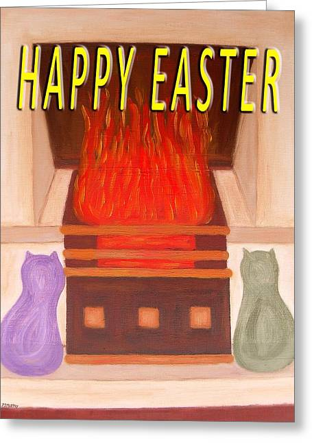 Gospel Greeting Cards - Easter 64 Greeting Card by Patrick J Murphy