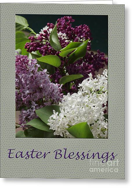 Dantzler Greeting Cards - Easter Blessings Greeting Card 2 Greeting Card by Andrew Govan Dantzler