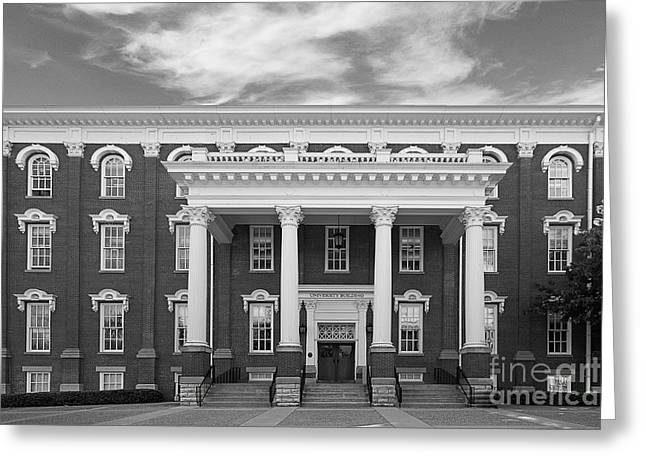 Normal Greeting Cards - Eastern Kentucky University Building Greeting Card by University Icons
