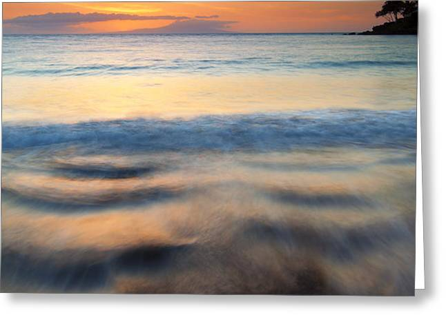 Ebb Greeting Card by Mike  Dawson