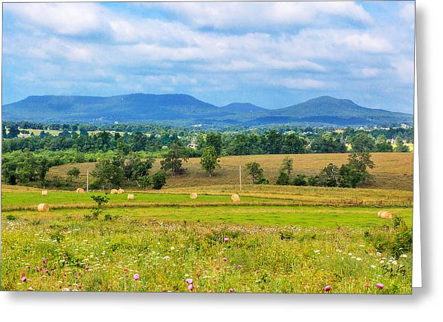 Boone County Greeting Cards - Ebd-10 Greeting Card by Bob King