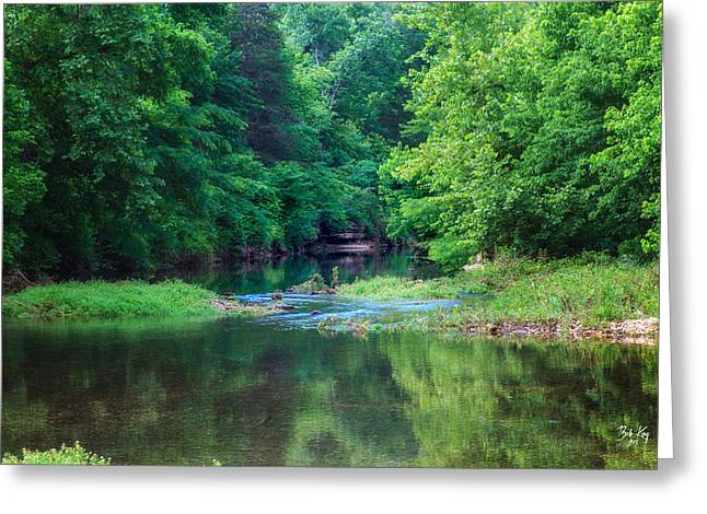 Boone County Greeting Cards - Ebd-12 Greeting Card by Bob King