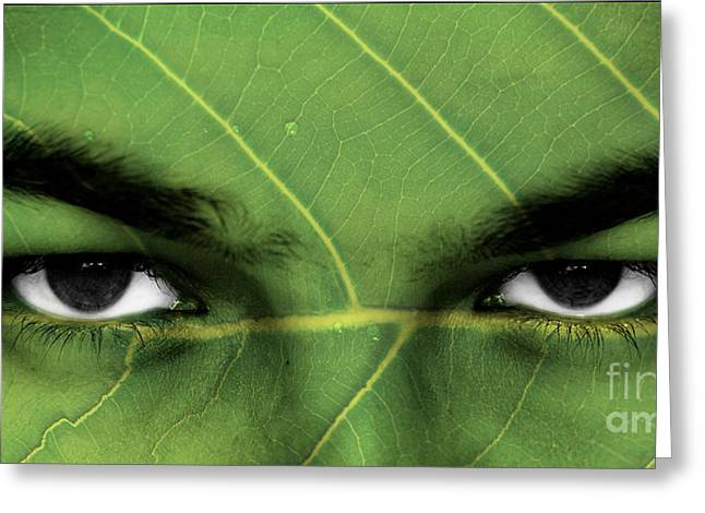 Biological Digital Greeting Cards - Eco friendly Greeting Card by Image World