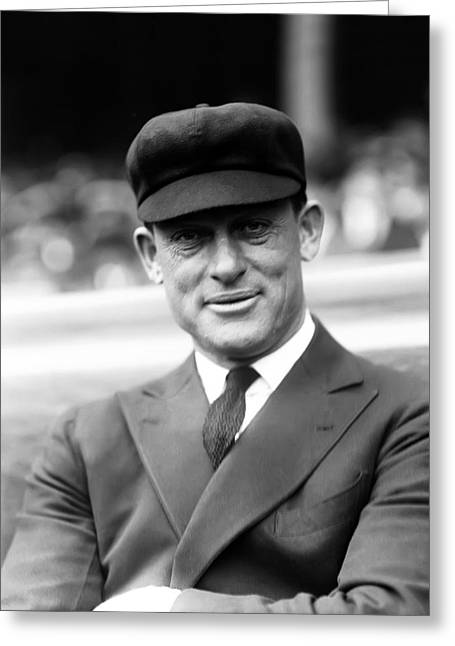 Picture Hat Greeting Cards - Edward Arthur Walsh Greeting Card by Retro Images Archive