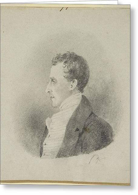 Edward Gardner Greeting Card by British Library