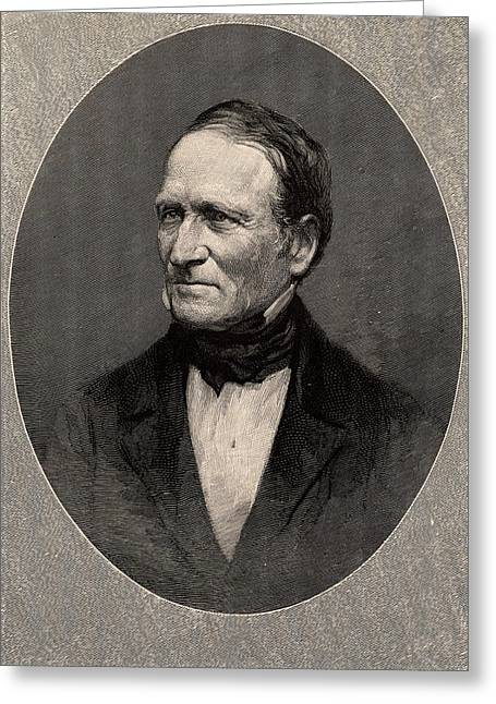 Edward Hitchcock Greeting Card by Universal History Archive/uig