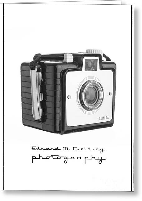 Supports Greeting Cards - Edward M. Fielding Photography Greeting Card by Edward Fielding