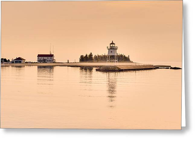 North Shore Greeting Cards - Sweet Serenity Greeting Card by Adam Mateo Fierro