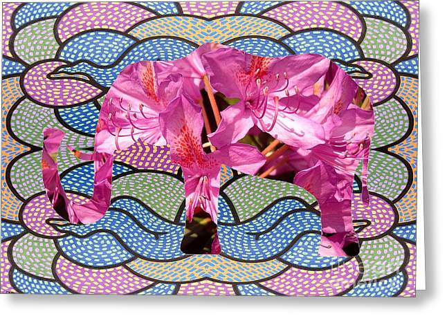 Wildlife Images Greeting Cards - Elephant 3 Greeting Card by Patrick J Murphy