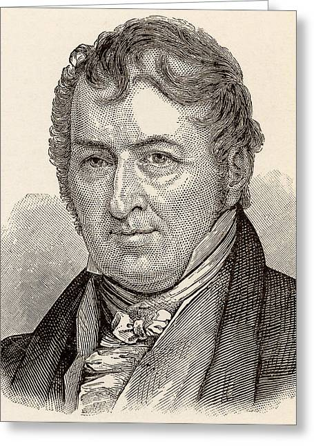 Eli Whitney Greeting Card by Universal History Archive/uig