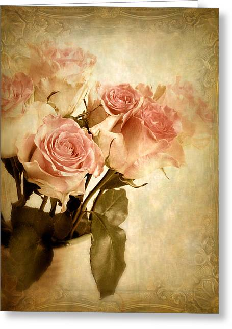 Pink Digital Greeting Cards - Elusive Greeting Card by Jessica Jenney