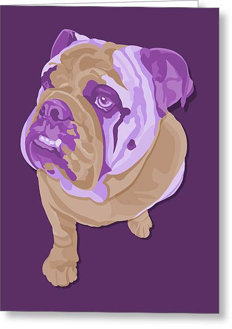 Recently Sold -  - Abstract Digital Greeting Cards - Emma Greeting Card by John Berndt