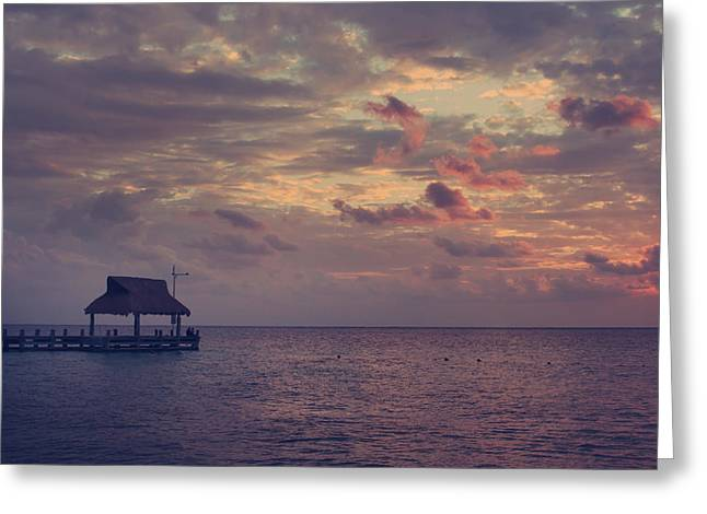Enchanted Evening Greeting Card by Laurie Search