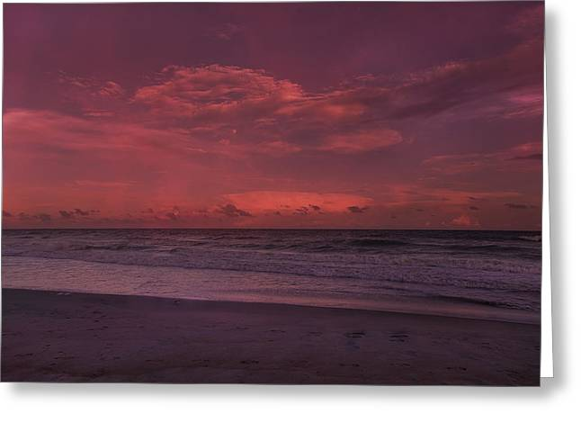 Topsail Island Greeting Cards - Enjoy the Moments Greeting Card by Betsy A  Cutler