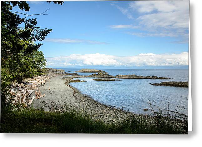 Take A View Greeting Cards - Enjoy the View Collection 16 Greeting Card by Roxy Hurtubise