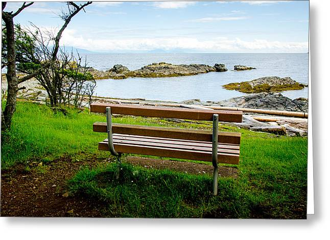 Take A View Greeting Cards - Enjoy the View Collection 3 Greeting Card by Roxy Hurtubise