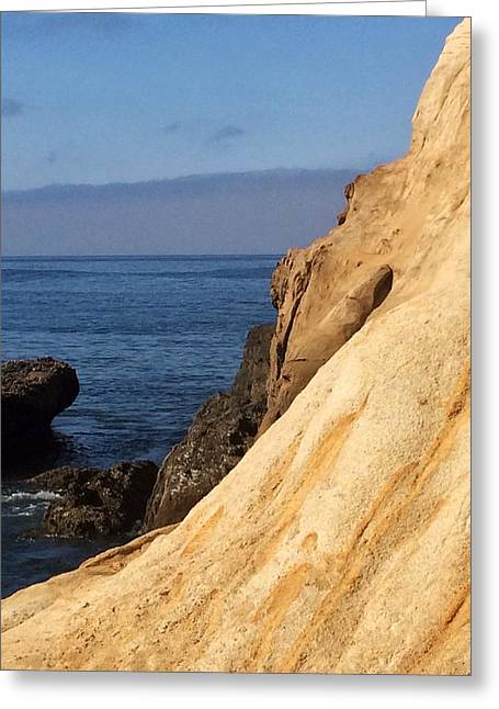 Caves Greeting Cards - Enter Greeting Card by Stephanie  Nelson