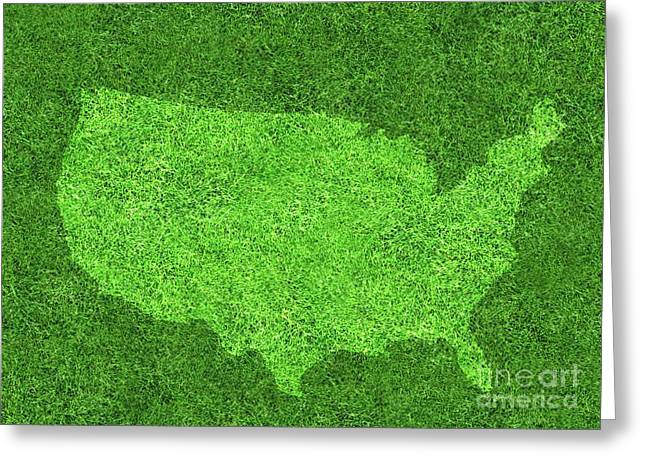Responsible Greeting Cards - Environmentally Friendly Country Greeting Card by Victor Habbick Visions