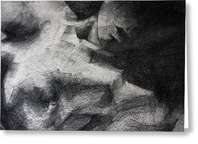 Dimitar Hristov Greeting Cards - Erotic SketchBook Page 1 Greeting Card by Dimitar Hristov