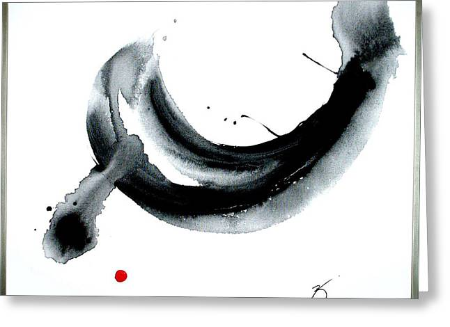 Installation Art Paintings Greeting Cards - Essence No. 126 Greeting Card by Richard Buckley