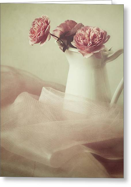 Ethereal Greeting Card by Amy Weiss
