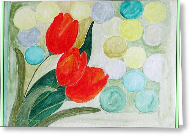 print Paintings Greeting Cards - Europa Greeting Card by Sonali Gangane