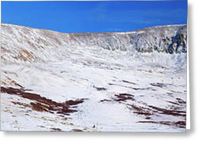 Jeremy Greeting Cards - Evans Gulch Panorama Greeting Card by Jeremy Rhoades